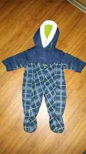 9 month snow suit