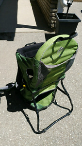 Kelty child carrier for hiking with child 16-40lbs