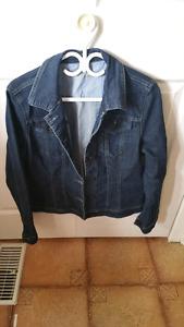 Manteaux de jeans pour femme XL