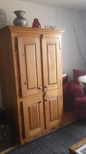 armoire meuble tele