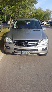 2008 Mercedes-Benz M-Class ML320 4MATIC SUV, Crossover