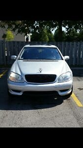 2001 Mercedes-Benz S-Class AMG PACKAGE FULLY LOADED London Ontario image 3