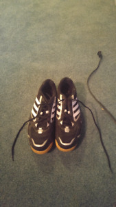 11.5 never worn Adidas  court shoes