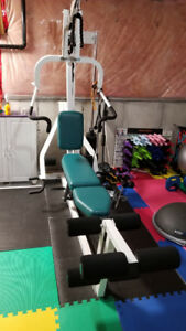 Universal Fitness Machine by Pacific Fitness, Model Solana