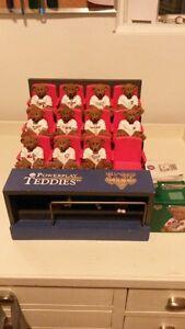 Powerplay Cherished Teddies BaseballTeam in Stadium