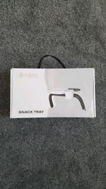 Cyber Platinum Snack Tray