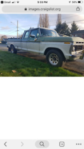 1976 Ford F-250 2WD $2500 take it away!!!