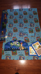 Toy Story curtains etc