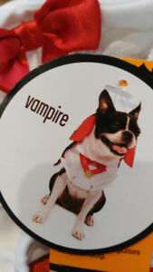 NEW with tags: Halloween Dog Costumes XS ($5 each)
