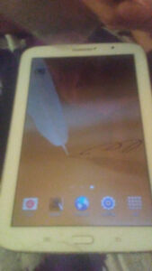 Selling or trade for cell phone. Have a Samsung tablet nothing g