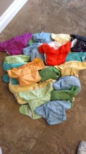 Bum genius cloth diapers