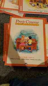 Alfred's Prep Course Level A Piano Books (Full Set) Kingston Kingston Area image 4