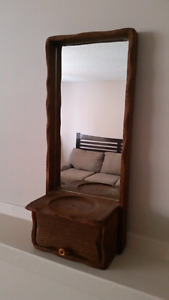 Neat entry door mirror for sale need gone asap