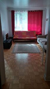 Location appartement 3 1/2  Edouard Montpetit / Cote des neiges