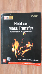 Heat and Mass Transfer Engineering Textbook