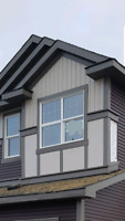 Siding Repair-West end Edmonton