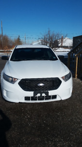SOLD!!!! 2014 Ford Taurus (RCMP)