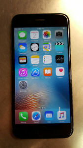 Telus / Koodo iPhone 6 64gb, Space Gray  Excellent Condition