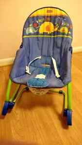 Fisher Price Calming Vibrations infant-to-toddler Rocker