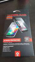 Tempered Glass Screen Protectors for Samsung Note 2 3 4 S6 Edge