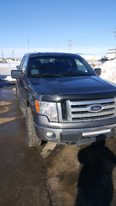 2012 Ford eco boost F150 Truck