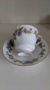 PARAGON Highland Queen Teacup and saucer