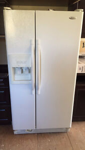 2 Year Old Stove and Fridge for Sale