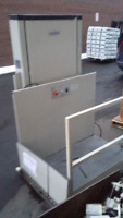SAVARIA Electric Wheelchair Lift in excellent condition.
