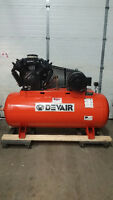 Reconditioned 15hp 575v DeVilbiss on 120g tank w/WARRANTY!