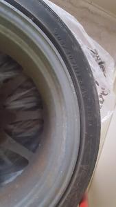 "Set of 4 x 17"" rims/tires 2002 Mazda Protege 5"