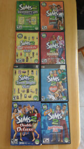 The Sims 2 PC Games- Wide Selection