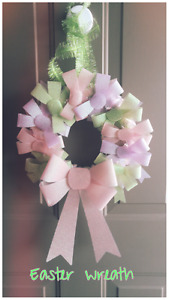 NEW EASTER/SPRING WREATH