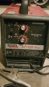 Lincoln Electric SP-125 Plus Welding Machine