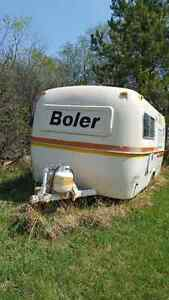 Wanted boler camp tailer