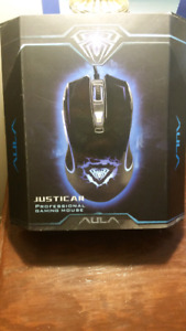 Justicar Pro Gaming Mouse