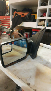 2011 Ford f150 left sideview mirror for sale.