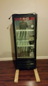 for sale coke cooler and freezer