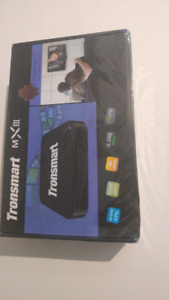 Tronsmart Android TV Box Media Player 2gb ram NEW