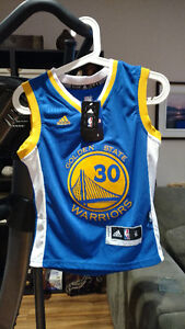 Steph Curry swingman Jersey - pour enfant