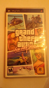 Psp grand theft auto vice city