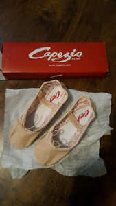 Capezio dance or ballet slippers/shoes