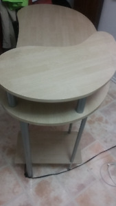 A computer table for sale