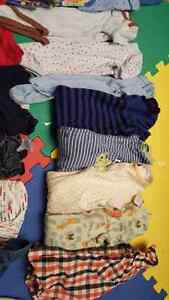 Boy size 6-9 month clothing