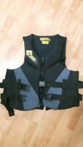 1 x-large and 1 xx-large lifejackets