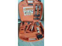 Paslode IM65a F16 2nd fix, nail gun, nailer. Angled paslode