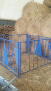 Collapsable Hay Feeder