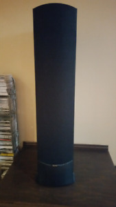 Paradigm 7+1 speakers system.