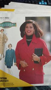 14 paquets de patrons de couture Singer Saguenay Saguenay-Lac-Saint-Jean image 6