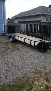 15 ft ATV trailer
