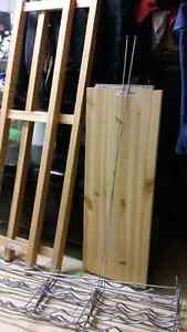 Ikea Ivar Wine Rack System Shelving